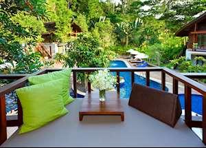 Deluxe Room, The Tubkaak Resort