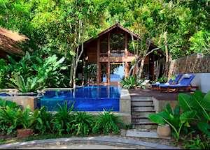 Tabkaak Suite, The Tubkaak Resort