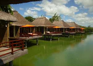 Junior Suites on Stilts, The Prince Maurice, Mauritius