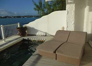 Private Pool, Austral suite, 20 Degrees South, Mauritius