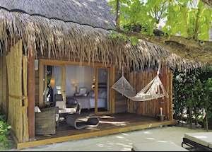 Beach Villa, Constance Moofushi, Maldive Island