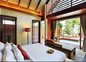 Beach Pool Villa, The Tubkaak Resort,Krabi