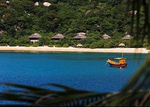 Beachfront Villas, Six Senses Ninh Van Bay, Nha Trang