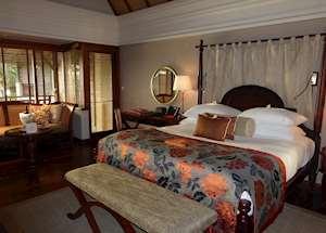 Garden View Junior Suite, Prince Maurice, Mauritius