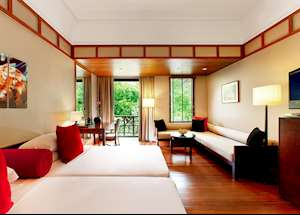 Deluxe Rainforest Room, The Andaman, Langkawi