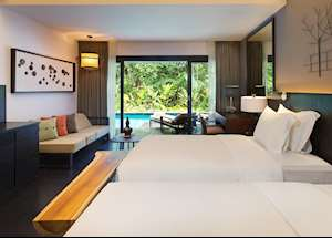Luxury Pool Access Room, The Andaman, Langkawi