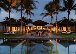 Three Bed Pool Villa, Four Seasons Resort The Nam Hai, Hoi An