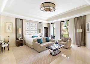 Junior suite, Al Bustan Palace, Muscat