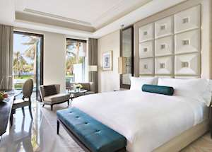 Deluxe pool access room, Al Bustan Palace, Muscat