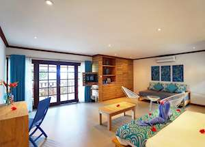 Senior Suite, L'Archipel, Praslin