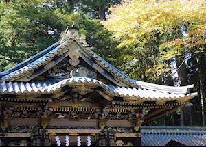 Shrine, Nikko