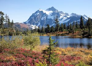 North Cascades National Park, USA