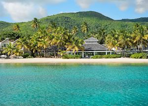 Beach, Carlisle Bay, Antigua