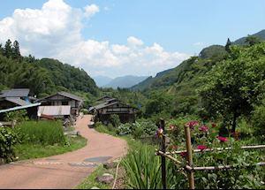 Nakasendo Way, Tsumago