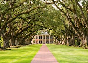 Oak Alley plantation, Mississippi