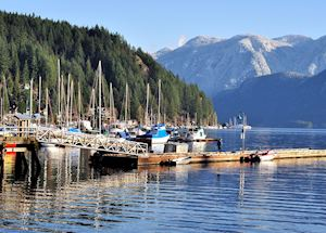 Deep Cove, North Vancover