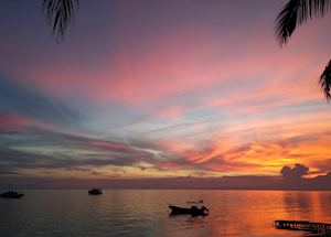 Sunset, Siquijor
