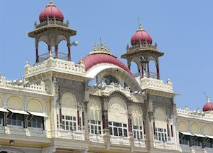 City Palace, Mysore