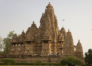 Temples at Khajuraho, India