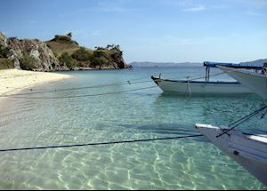 Komodo archipelago, Indonesia