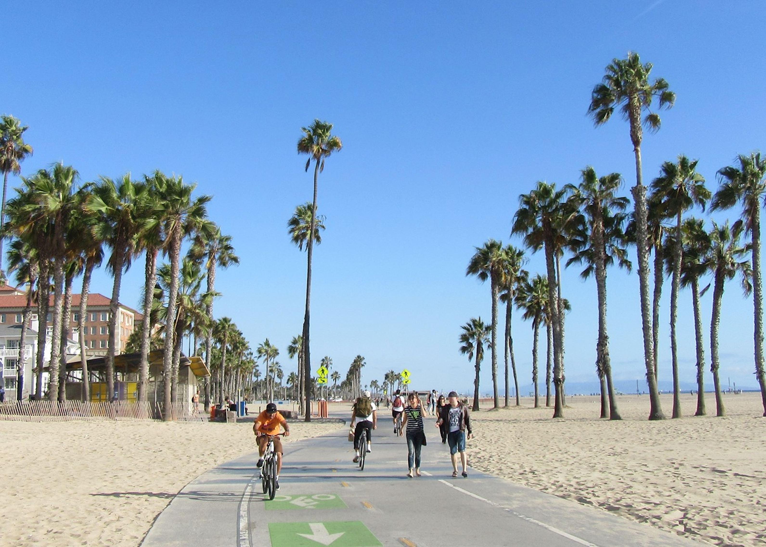 Tour Of Santa Monica And Venice Beach