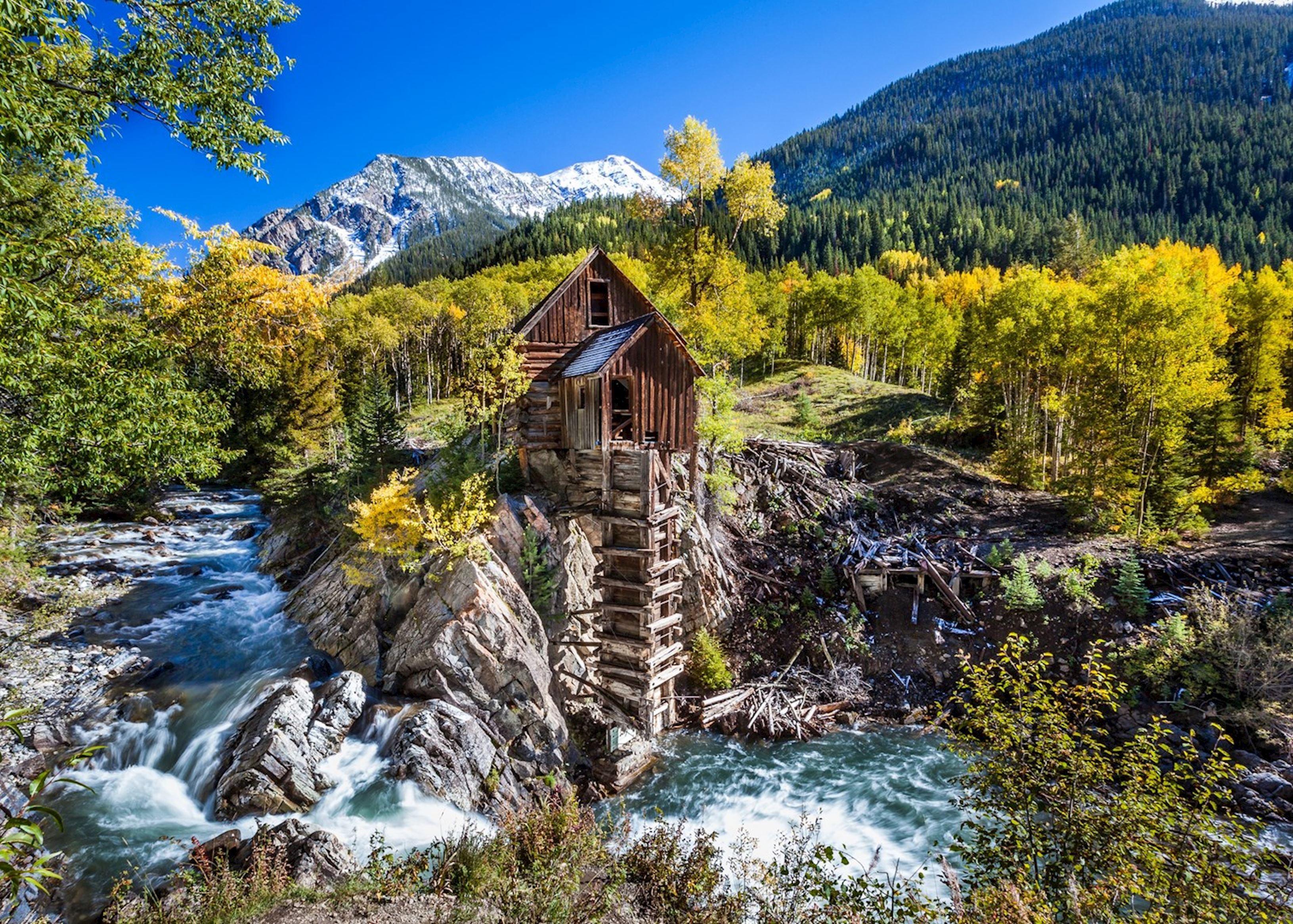 Colorado Rockies Tour Audley Travel