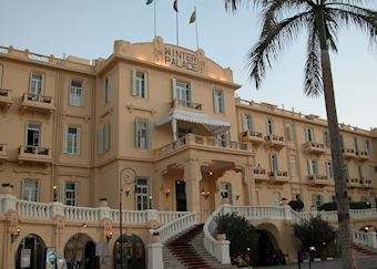The Old Winter Palace Luxor