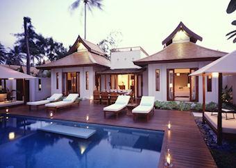 2 Bed Presidential Pool Villa Suite, Sala Samui, Koh Samui