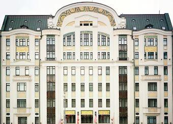 Marriott Tverskaya Hotel, Moscow