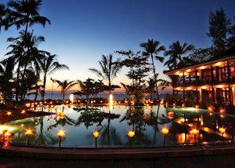 Sandoway Resort ,Ngapali Beach