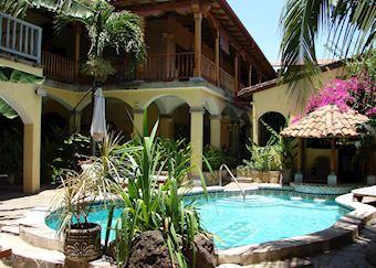 Hotel Colonial, Granada