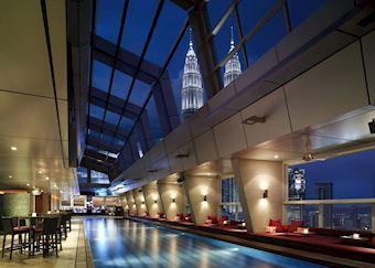 SkyBar, Traders, Kuala Lumpur