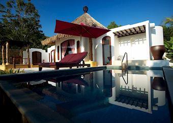 Garden Pool Villa, Paradee Resort, Koh Samet