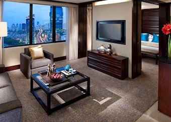 Mandarin Suite, Mandarin Oriental,Jakarta