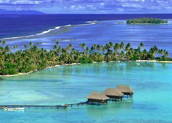 Overwater Bungalow, Vahine Island Private Island Resort, Taha'a