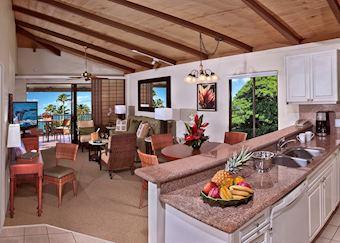 Ocean View 2 Bedroom Suite, Napili Kai Beach Resort, Maui