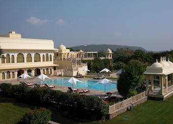 Pool, Trident Hotel, Udaipur
