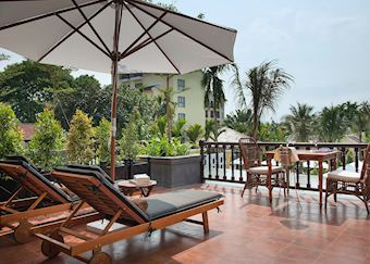 Terrace suite, La Siesta Hoi An
