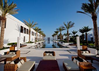The Long Pool, Chedi Muscat