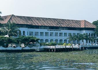 Brunton Boatyard, Cochin