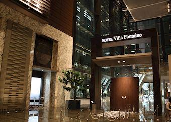 Villa Fontaine Shiodome, Tokyo