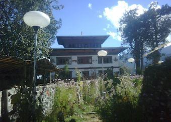 Thegchen Phodrang Guest House, Phobjikha