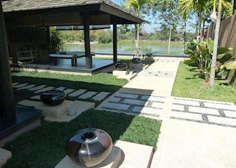Spa, Le Meridien, Chiang Rai
