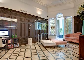 Lobby, Krista Hotel, Buenos Aires