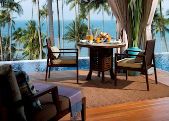 Beachfront Villa, Four Seasons Resort, Koh Samui