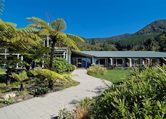 Raetihi Lodge, Marlborough Sounds