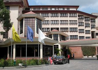 Yak and Yeti Hotel, Kathmandu