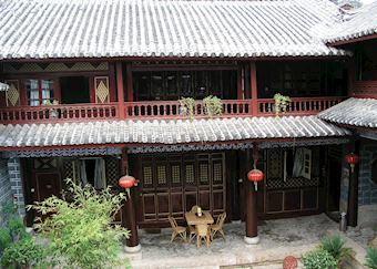 Lan Ling Ge Hotel, Dali