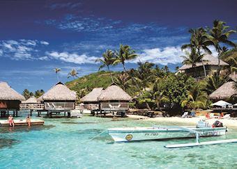Le Maitai, Bora Bora