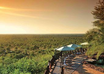 The Victoria Falls Safari Lodge